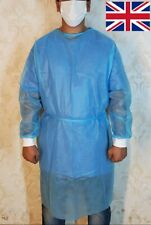50 Psc Surgical Gown Top quality medical Surgical Hospital Unisex SMS 25 GSM