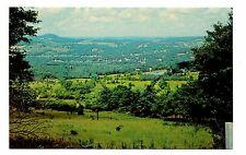 Catskill Mountain Vacationlands Postcard New York Stamford Mt Utsayantha View