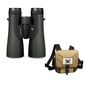 Vortex 12x50 Crossfire HD Binoculars CF-4314 - With GlassPak Harness Case
