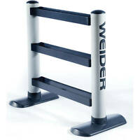 Dumbbell Rack 3-Tier Storage Weights Holder Universal Dumbbells Organizer 600 lb