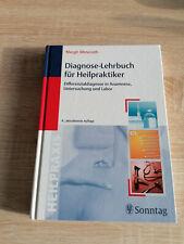 Diagnose-Lehrbuch für Heilpraktiker Margit Allmeroth 4.Auflage
