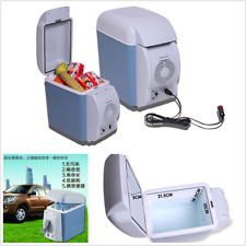 12V Universal 7.5L Fridge Car Truck Travel Electric Warmer Cooler Refrigerator