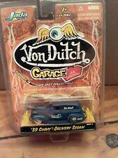 2005 Jada Von Dutch '39 Chevy Delivery Sedan