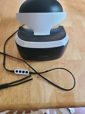 AS IS Sony PlayStation VR Headset for parts