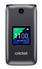 New listing 🔥New🔥 Cricket Wireless Alcatel QuickFlip Prepaid Cell Phone - Black