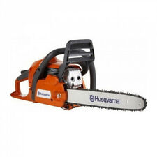 NEW! HUSQVARNA 61  GAS POWERED  CHAINSAW MADE IN SWEDEN