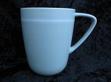 Emeril Professional Wedgewood Celadon Green & Cream Coffee Cup Mug Adobe Clay