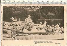 "cartolina Campania - Caserta ""Parco Reale"" - CE  3201"