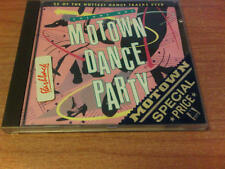CD MOTOWN DANCE PARTY VOLUME ONE CAT. MOTOWN WD72591 GDL