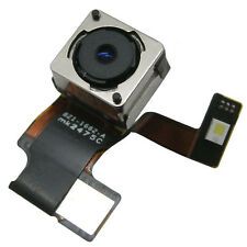 Genuine iPhone 5 5g Fotocamera Posteriore Cam Modulo & Flash Cavo A Nastro FLEX ORIGINALE