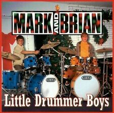 Mark And Brian:  Little Drummer Boys ( Double CD Set, 2000, KLOS Radio) NEW