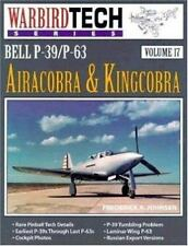 Bell P-39 / P-63 Airacobra & Kingcobra - Warbird Tech Vol. 17-ExLibrary