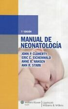 Manual de Neonatología by Ann R. Stark, John P. Cloherty and Anne