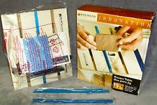 """Mint in Box•Rockler•Router Table Box Joint Jig•Make 1/4""""•3/8""""•1/2"""" Box Joints"""