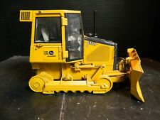 Ertl Precision John Deere 650H LT Crawler Dozer Tractor 1:16 Scale Very Good