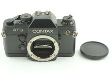 [NEAR MINT] CONTAX RTS II Quartz 35mm SLR Film Camera Body From JAPAN