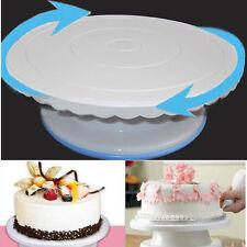 "New Revolving Cake Decorating Stand - 11.5"" Diameter - 5.4"" Height"