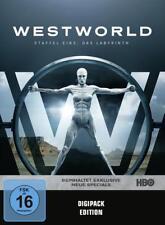 Westworld - Die komplette 1. Staffel  [3 DVDs] (2017)