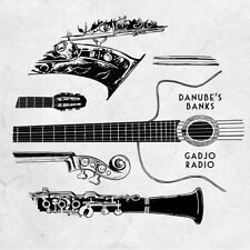 DANUBE'S BANKS - GADJO RADIO   CD NEU