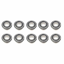 10x 499502H 2RS Rubber Sealed Deep Groove Ball Bearings - 5/8