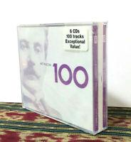 Best Puccini 100 (6 CD's) Made in Canada, Opera Legend - Sealed, Mint - New