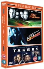 Takers & Kurbel & The Fast And The Furious Neue DVD