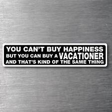 Buy a Vacationer sticker premium 10 year vinyl water/fade proof Holden commadore
