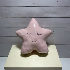 Star Figurine Baby's Room Pink Celestial