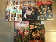 BROTHERS and SISTERS The Complete Series 1-5 set Season 1 2 3 4 5 DVD lot