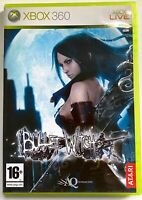 Bullet Witch Xbox 360 UK PAL **FREE UK POSTAGE** Complete with Manual 🎮🕹📀