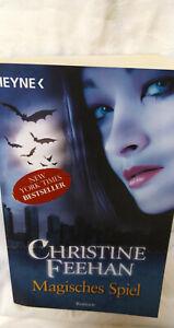Christine Feehan Magisches Spiel