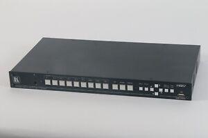 Kramer VP-730 Presentation Switcher / Scaler- AS IS