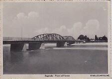 # SAGRADO: PONTE SULL'ISONZO  1951