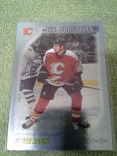 2000-01 O-Pee-Chee Steve Begin Foil #D/100 Calgary Flames