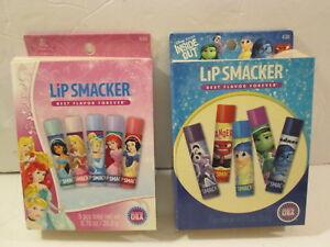 Lip smacker Disney Lip Balm Gloss Storybook 5-piece Disney Pixer Inside Out