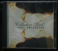 Collective Soul ‎– Soul Sacrifice cd 1995 Still Sealed Italian Issue