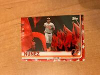 2019 Topps Update - Renato Nunez - #US300 Independence Day Parallel #d 64/76
