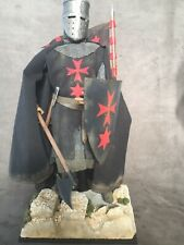 "CUSTOM 12"" CRUSADER KNIGHT, ORDER OF THE CROSS WITH THE RED STAR 1/6 FIGURE."