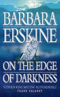 On the Edge of Darkness, Erskine, Barbara, Very Good Book