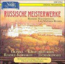 Russische Meisterwerke (Russian Masterpieces) by ECO (CD, 1995, Novalis) Sealed