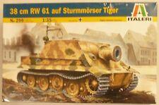 Italeri 1/35 38 cm RW 61 auf Sturmmorser Tiger Tank Model Kit 299