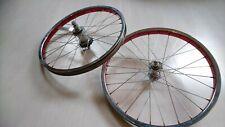 old school red/chrom VINTAGE CMCO 20X1.75 wheels SHIIMANO COASTER BRAKE