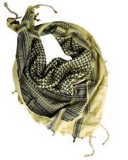PLO Sciarpa Palestinese Shemagh Coyote cachi / NERO CAMOUFLAGE sciarpa esercito