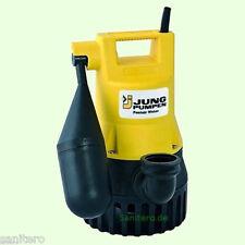 Tauchpumpe Schmutzwasser Pumpe  Jung U3KS /2  Art.Nr. JP00206 Niro Abwasserpumpe