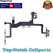 """iPhone 6S 4.7"""" On Off Power and Mute Volume Control Button Switch Flex Cable"""