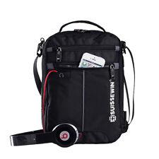 """ipad Messenger Music Shoulder bag Waterproof Carry Briefcase 10.6"""" Tablet Holder"""