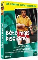 Bête mais discipliné (Claude Zidi) DVD NEUF SOUS BLISTER Jacques Villeret