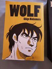 Wolf by Shige Nakamura 2011 Manga GRAPHIC NOVEL