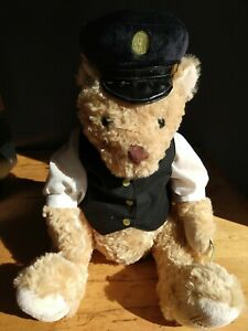 Harrods Teddy Bear - Chauffeur - 2014