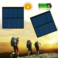 1x5.5V 80MA Solar Panel Solar System DIY For Light Phone Cell E9V3 Chargers X6X9